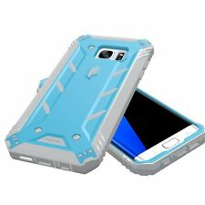 Poetic Revolution Rugged Hybrid Case For Galaxy S7 Edge / S7 / S6 / S6 Edge