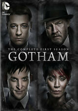 Gotham: The Complete First Season (DVD,2015)
