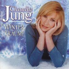 """CLAUDIA JUNG """"WINTERTRÄUME"""" CD NEUWARE"""