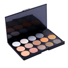 Pretty 15 Colors Eyeshadow Palette Cosmetic Matte Cream Makeup Shimmer Pro
