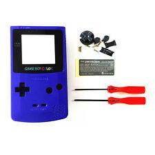 Purple Grape New Full Housing Shell for Nintendo Game boy Color GBC OEM Repair