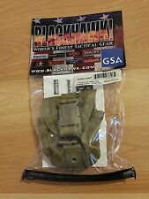 Blackhawk-STRIKE-Single Frag Grenade Pouch- Coyote Tan -new-in-package