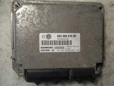 VW Golf 1.6 AKL ECU 06A 906 019 BF 5WP4858 06A906019BF