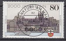 BRD 1989 Mi. Nr. 1402 gestempelt FRANKFURT AM MAIN , mit Gummi TOP! (15630)
