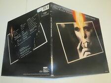 David Bowie - Ziggy Stardust Motion Picture.. 2-LP Vinyl: mint /Cover: mint- TOP