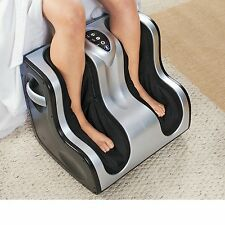 US Jaclean Shiatsu Leg With Heat Massager USJ-719 NEW