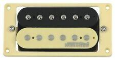 Wilkinson Pro Alnico V - VINTAGE ZEBRA HUMBUCKER PICKUP WVHZ-N (neck)