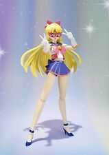 Bandai .H. Figuarts - Sailor Moon 20th Anniversary - Sailor V Action Figure USA