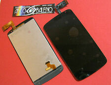 PRO1: DISPLAY LCD +TOUCH SCREEN PER HTC DESIRE 500 506E ASSEMBLATO VETRO VETRINO