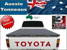 TOYOTA HILUX DUAL CAB UTE 1998 TO MARCH 2005 TONNEAU COVER .