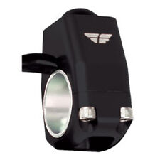FLY Racing Billet Ignition Push Button Motorcycle Kill Switch - BLACK (57-5019)