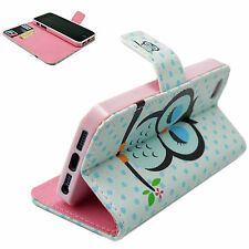 Premium Stand Wallet Design Flip PU Leather Case Cover For Cell Phone Smartphone
