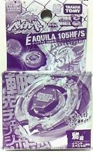 Beyblade Takara / Hasbro Metal Crystal Earth Aquila 105HF/S Earth Eagle