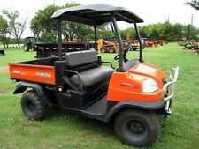KUBOTA UTILITY VEHICLE WORKSHOP MANUAL RTV 900 SERIES PDF ON CD