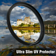 Ultra Slim scratch-proof Filter|72mm UV Lens Protector For Canon Nikon 18-200m