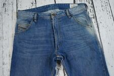 DIESEL KROOLEY 008XZ 8XZ JEANS MEN 30x32 30/32 W30 L32 DESTROYED CONDITION