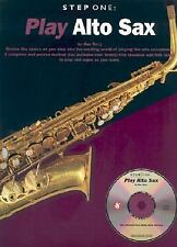 Step One: Play Alto Sax, Sue Terry, New Book