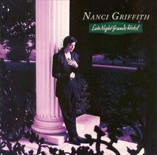 Late Night Grande Hotel Nanci Griffith Audio CD