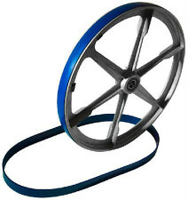 "3 - 9"" X 7/8"" BLUE MAX URETHANE BAND SAW TIRES FOR WILLOW 3 WHEEL BAND SAW"