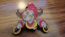 ~Pokemon Rare Limited Edition Cute Hoopa EX Official Pin XY Collection 2015~