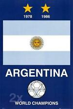 Argentina : World Cup Champions - Maxi Poster 61cm x 91.5cm (new & sealed)