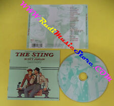 CD SOUNDTRACK Marvin Hamlisch The Sting MCD-11836 no lp dvd mc vhs(OST3)