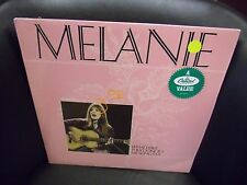 MELANIE What Have They Done To My Song Ma LP 1981 Accord Records IN Shrink EX
