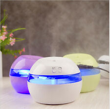Air Aroma Essential Oil Diffuser LED Ultrasonic Aromatherapy Humidifier 2016