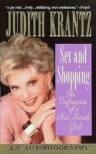 Sex and Shopping: The Confessions of a Nice Jewish Girl: An Autobiogra-ExLibrary
