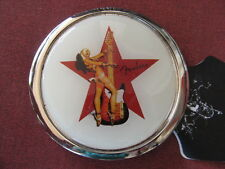 FENDER Pin Up Girl Belt Buckle NEW