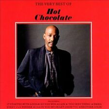 Very Best of Hot Chocolate by Hot Chocolate (UK) (CD, Aug-2000, Emi)