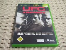 UFC Tapout Ultimate Fighting Championship für XBOX *OVP*