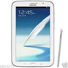"Samsung Galaxy Note 8.0"" White 16GB N5120 WiFi+3G/4G LTE Quad Core Tablet PC."