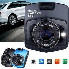 "2.4"" LCD Car DVR 1080P HD Vehicle Camera Video Recorder Dash Cam G-sensor Night"