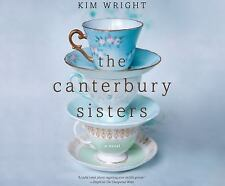 The Canterbury Sisters by Kim Wright (2015, MP3 CD, Unabridged) FREE SHIPPING