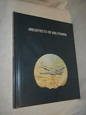 The Epic Of Flight: Architects of Air Power by David Nevin   (1985, hardcover)