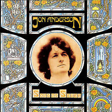 CD-Jon Anderson-Song of Seven Vocals (Yes)) (CD, May-1996, Wea)