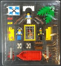 Vintage 1989 Lego EL DORADO FORTRESS Sealed Parts Tray 6276