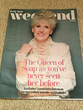 ANITA DOBSON PHOTO COVER INTERVIEW MARCH 2015 STEPHEN TOMPKINSON LUCY FALLON
