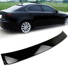 PAINTED FOR LEXUS IS250 IS350 SALOON OE TYPE REAR ROOF SPOILER WING ◢