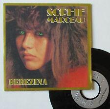 """Vinyle 45T Sophie Marceau  """"Berezina"""""""
