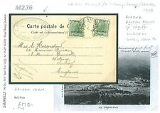 DBM236 1908 GB Forces CRETE Austrian P.O. Candia/GB Surrey Woking Inkerman