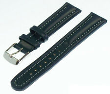 WATCH STRAP FIT FOR CAMEL TROPHY WATCH BAND STRAP 18 MM BLUE
