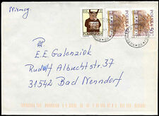 Poland 1998 Cover To Germany #C21210