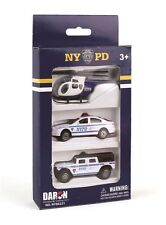 NYPD New York City Police Department 3 car set 1:64 scale Diecast Crown Victoria
