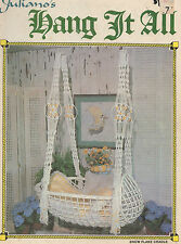 Macrame Book Julianos Hang It All #3 Cradle Room Divider Wall Hanging Curtains