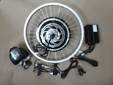 48V 1000W F Wheel Electric Bicycle Kits Conversion Hub Motors DISC Ebike 9 WEEKS