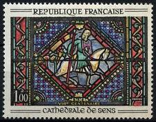 FRANCIA 1965 sg#1683, 800th Anniv della Cattedrale di SENS MH #d43319