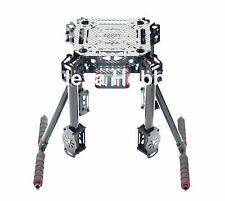 Upgrade F550 ZD550 550 Carbon Fiber Foldable Quadcopter Frame Kit / Landing Gear