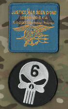 "SEAL OPERATION NEPTUNE SPEAR ST6 SET: 5/2/2011 Osama bin Laden ""Geronimo"" - KIA"